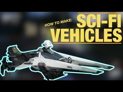 Designing Sounds For Sci-Fi Vehicles In Games || Waveform