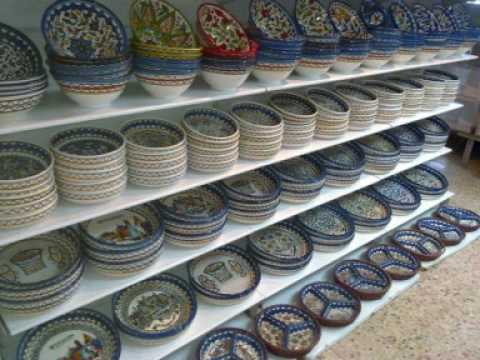Palestinian arts and crafts