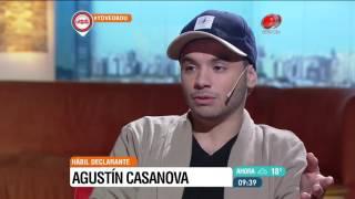 Buen día Uruguay - Agustín Casanova 08 de Noviembre de 2016