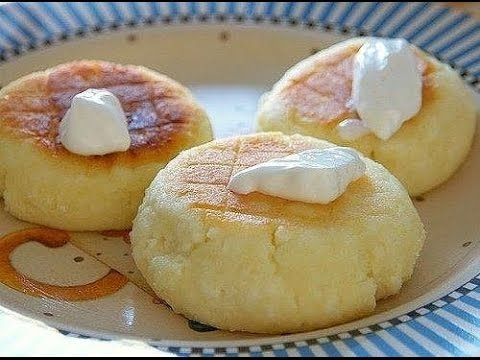 рецепт сырников из творога в духовке с фото