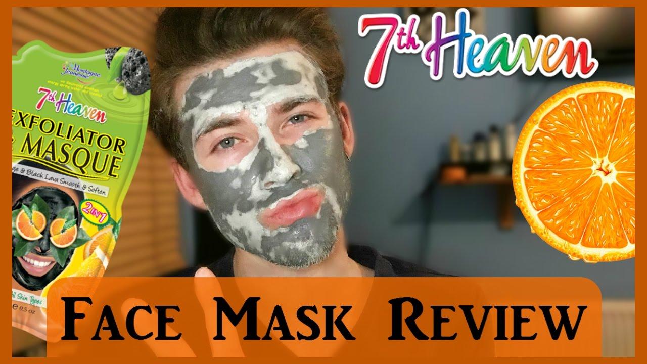 7th heaven 2 in 1 exfoliator  u0026 masque review   face mask fridays   randomjosh 7th heaven 2 in 1 exfoliator  u0026 masque review   face mask fridays      rh   youtube