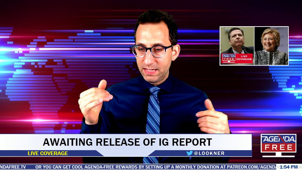 Live Coverage Of Ig Report Release  Agenda-Free Tv 01:41:18 HD