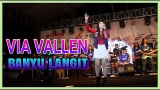 VIA VALLEN - BANYU LANGIT - Konser di Bantul Yogyakarta