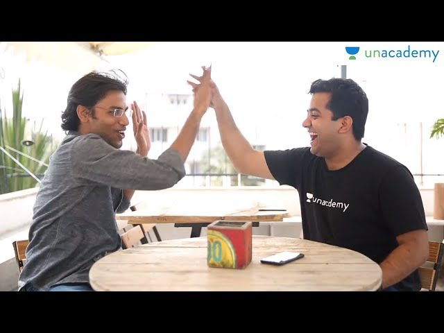 Unacademy Knowledge Fight - Roman Saini vs Biswa Kalyan Rath | Episode 2