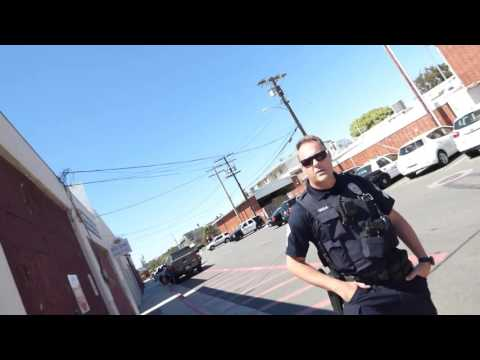 Hermosa Beach Police: COPS CAN'T TAKE WHAT THEY DISH OUT, 1st Amend Audit