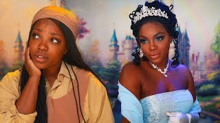 CINDERELLA MAKEUP TRANSFORMATION | PatrickStarrr