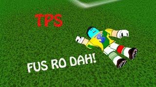 Roblox funny FUS RO DAH! (TPS 14)
