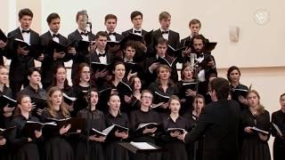 Виктор Калинников  Концерт для хора  «Камо пойду от Духа Твоего»