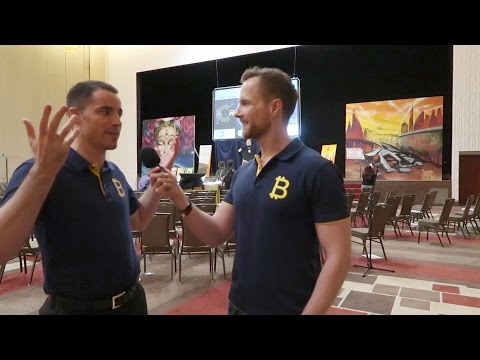 Anarchapulco Vlog #11: Roger Ver the Bitcoin Jesus