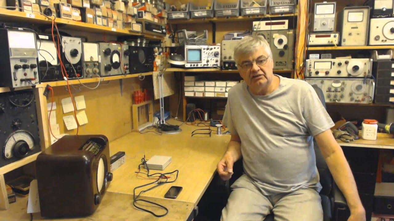 An Am Transmitter For Medium Wave The Spitfire Youtube How To Build Simple