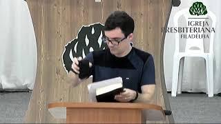 Escola Bíblica Dominical  23/08/2020