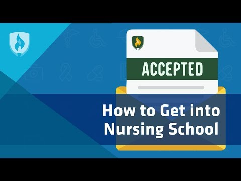 How To Get Into Nursing School: 6 Steps To Scrubs [2018]