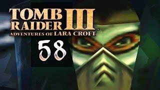 Tomb Raider 3 #058 [GER] - Ohne Gesicht, ohne Textur - Let