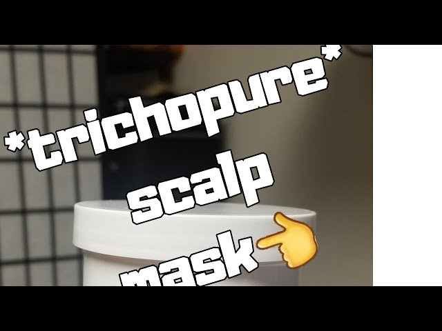 Trichopure scalp mask-for alopecia