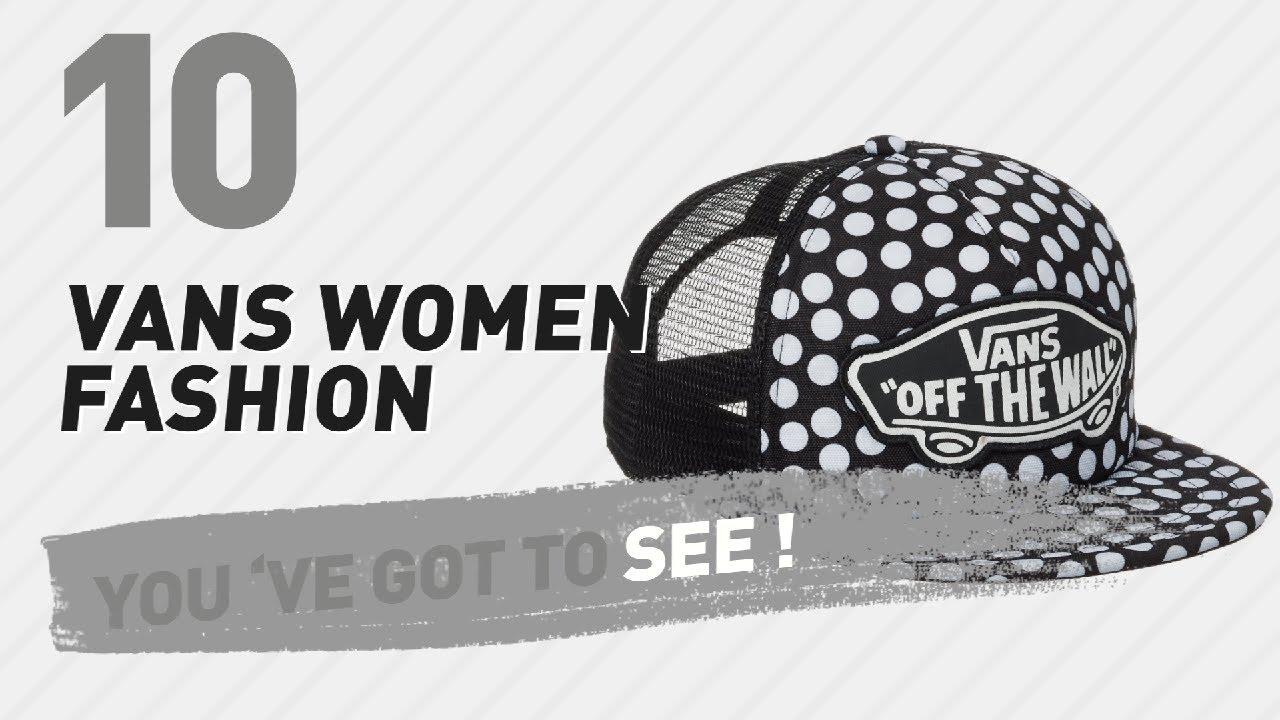 6bbbda5579a Vans Hats   Caps    New   Popular 2017 - YouTube