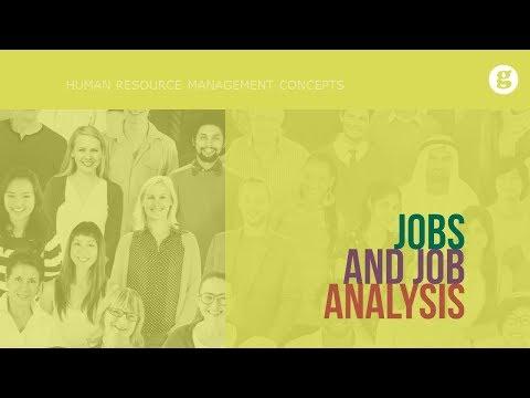Jobs and Job