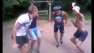 КРАСАВЧИКИ))) Когда присоединился четвертый, Смешно до слез. )))))))