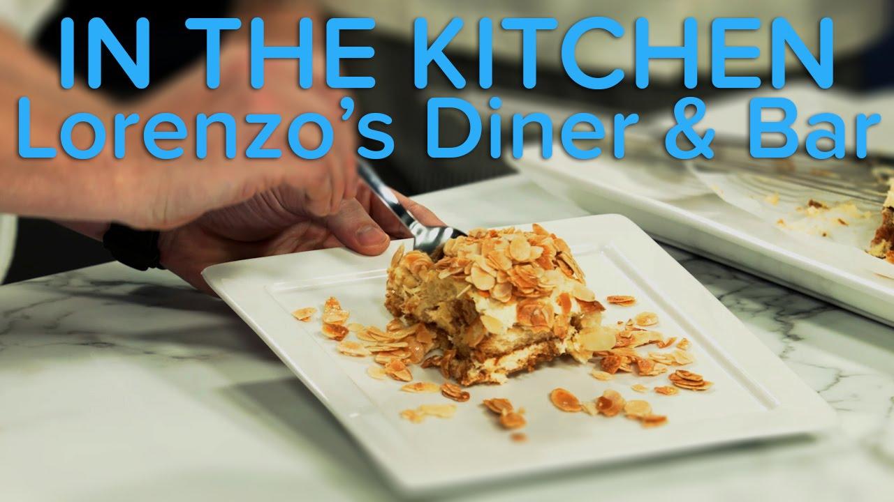 in the kitchen lorenzos diner bar - Central Kitchen Lorenzo