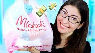 HUGE Michaels Craft Supply Haul!!