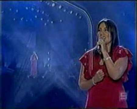 Kate Ceberano - The Winner Takes It All