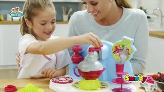 Hravá kuchárka pre deti Chef Cukrovinky Smoby