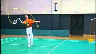 李玲蔚羽毛球1輕松入門篇 12平抽球