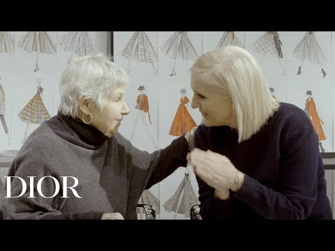 Robin Morgan Interview - Dior Autumn-Winter 2019-2020 show