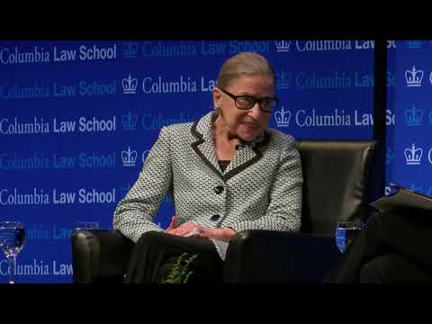 A Conversation with Justice Ruth Bader Ginsburg 59