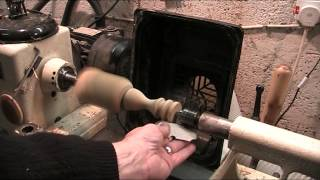 Woodturning   Dust Collection At Lathe