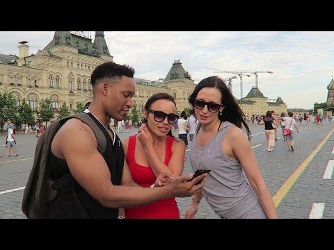 Picking Up Girls In Russia | Пикап девушек в Россия