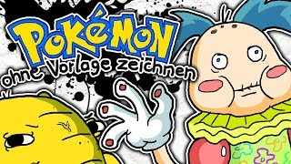 Wie gut erinnert sich Jonny an Pokémon?