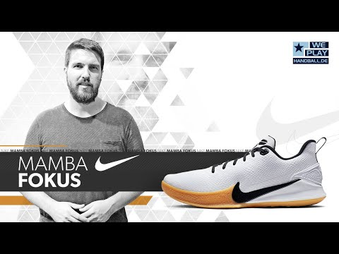 Mamba Focus Basketballschuhe Basketballschuhe schwarz Nike AJ5899 002 9