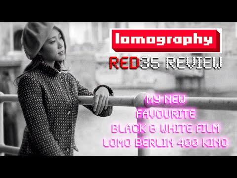 Lomography Berlin 400 Kino Film - RED35 Review