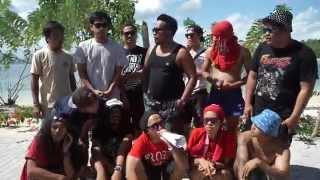 #Soekamti7thAlbum day 14 - Bikin Lirik Di Pulau Antah Berantah
