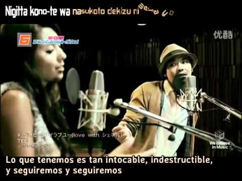 Baby I Love You -  Che'Nelle ft. TEE - Karaoke Sub