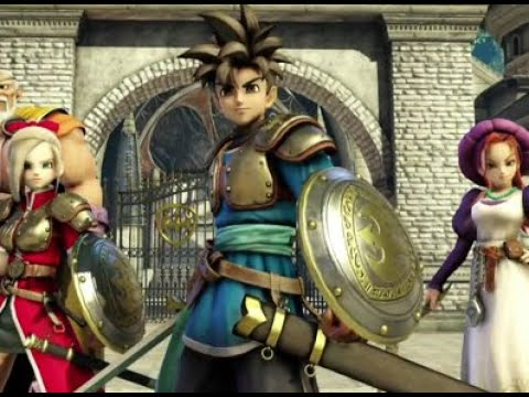 Dragon Quest Heroes, Tráiler PlayStation 4