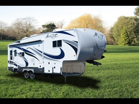 Excellent Quick Tour Of The NEW Arctic Fox 29-5T - YouTube