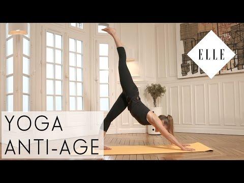 Le Yoga anti-âge I ELLE Yoga