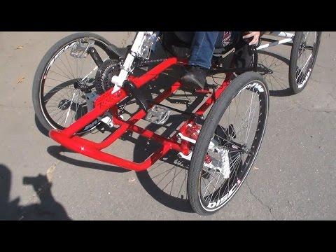 видео: Велосипеды. Самодельные конструкции. Интересно