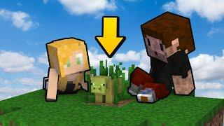 WYROSŁA NAM ŚWINKA! - Minecraft SKU FACTORY