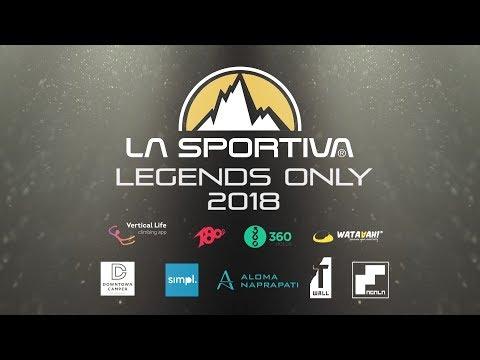 [La Sportiva Legends Only 2018]