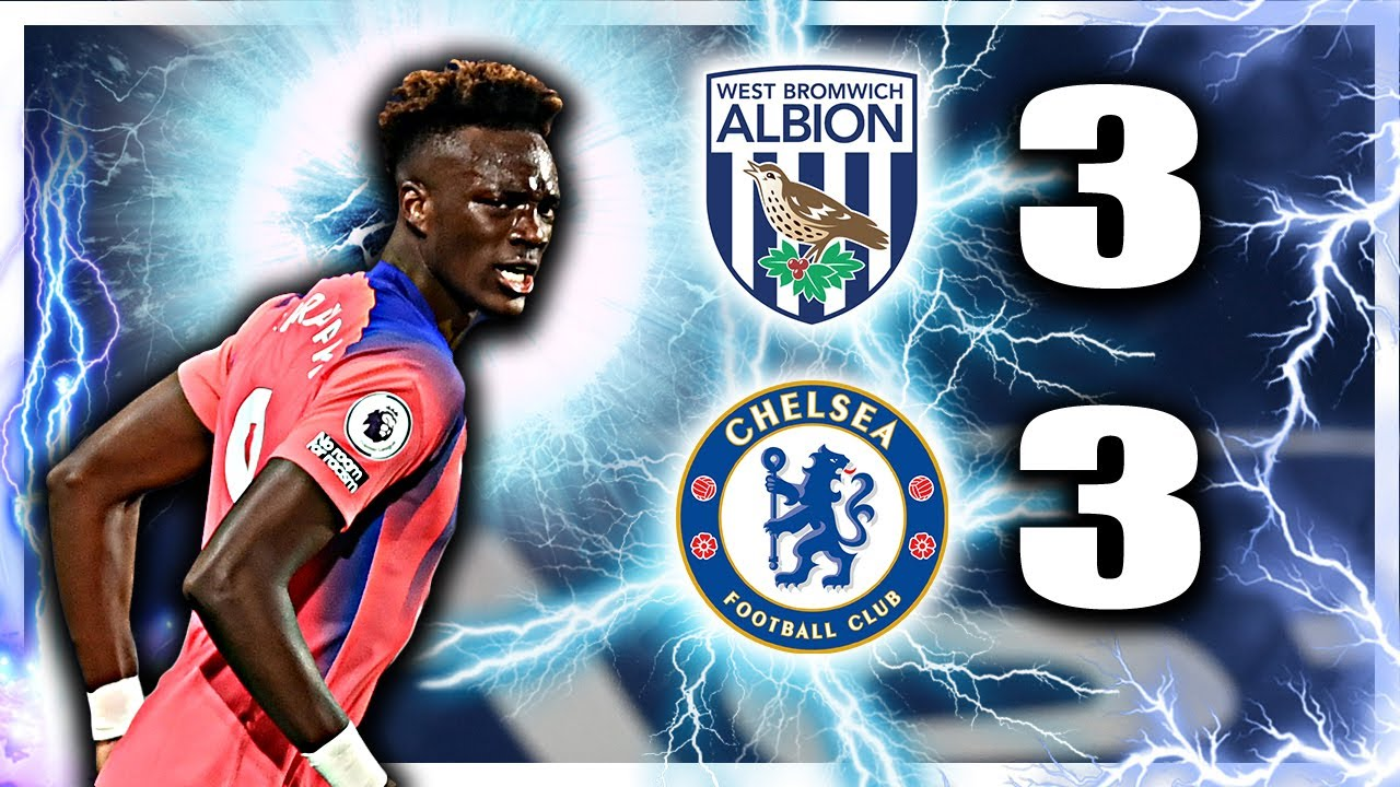 Mount SCREAMER, Abraham & CHO Goals Can't Fix Alonso & Silva HOWLERS! West Brom 3 - 3 Chelsea FC..