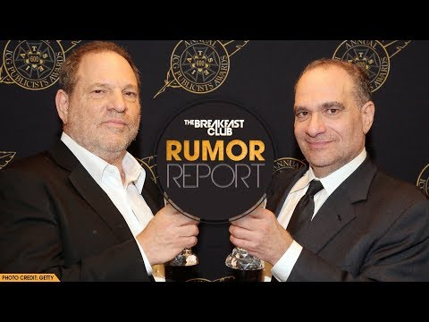 Harvey Weinstein's Brother Says He Is a Victim of His Abuse