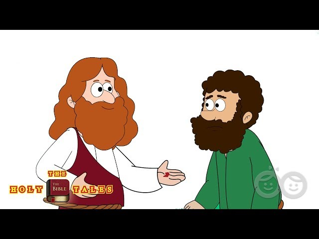 The Story of Thomas Didymus |12 Disciples of Jesus I Animated Bible Story | HolyTales Bible Stories