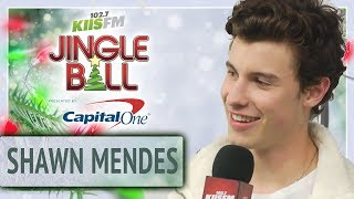 Shawn Mendes Talks About His Fans And Early Days In His Career At Jingle Ball