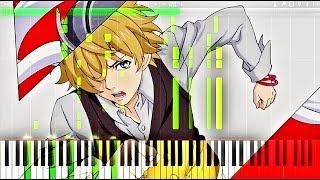SHEET MUSIC + MIDI=== Samumenco サムライフラメンコピアノ Just one life by SPYAIR ➤SHEET MUSIC + MIDI https://www.govzlegacy.com Dat background ...