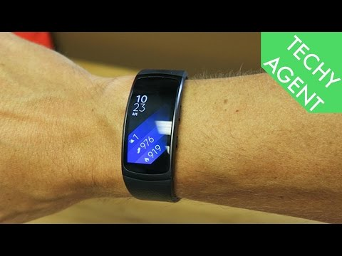 Samsung Gear Fit2 - Fitness REVIEW