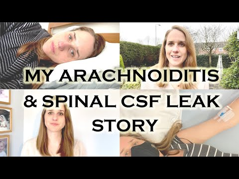 MY SPINAL CSF