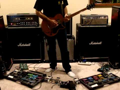 1976 Gibson L-6S Electric Guitar Demo.mpg