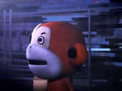 "Michael Jackson ""Thriller"" Animation"